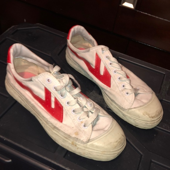 warrior sneakers